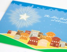 De La Salle High School Holiday Card