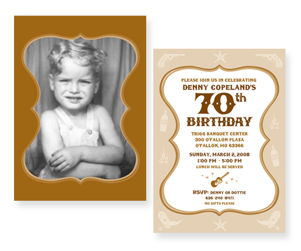 Invitations For 80Th Birthday was nice invitation sample