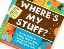 Where's My Stuff? Book Concept