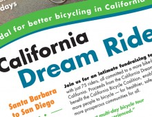 California Bicycle Coalition Collateral